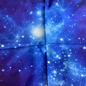 """NWOT Outer space wall tapestry 58""""x50"""""""